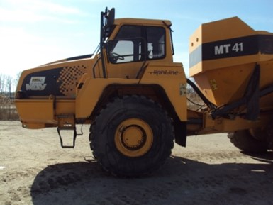 Used Moxy MT41 Off-Highway Trucks for Sale | MiJack Canada